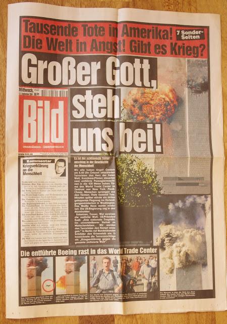 Bild 12. September 2001