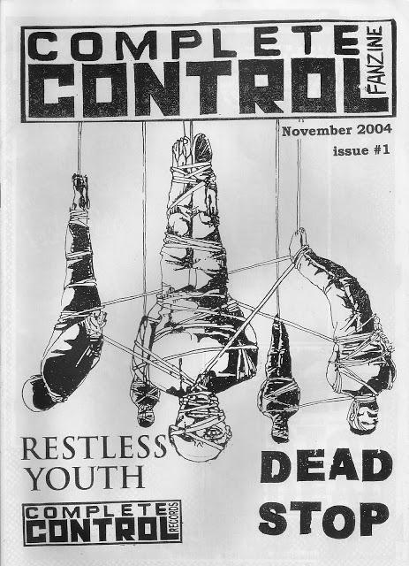 Complete Control Records Fanzine 2004