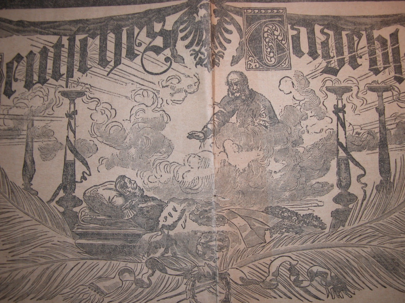 Kaisertod 1888 Deutsches Tageblatt