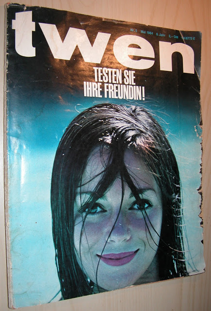 twen Magazin Mai 1964