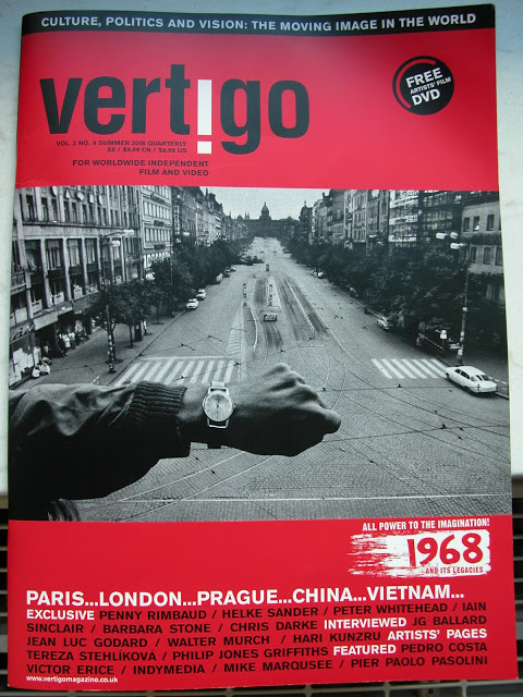 Vertigo magazine cinema