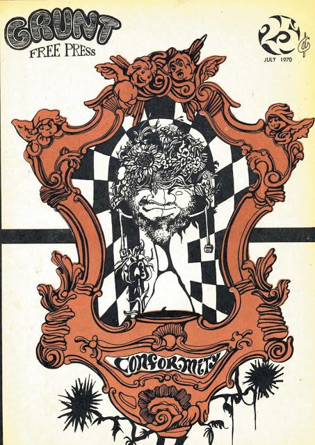 Cover Grunt Press 1970
