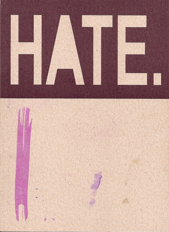 HATE Magazin 8 März 2011