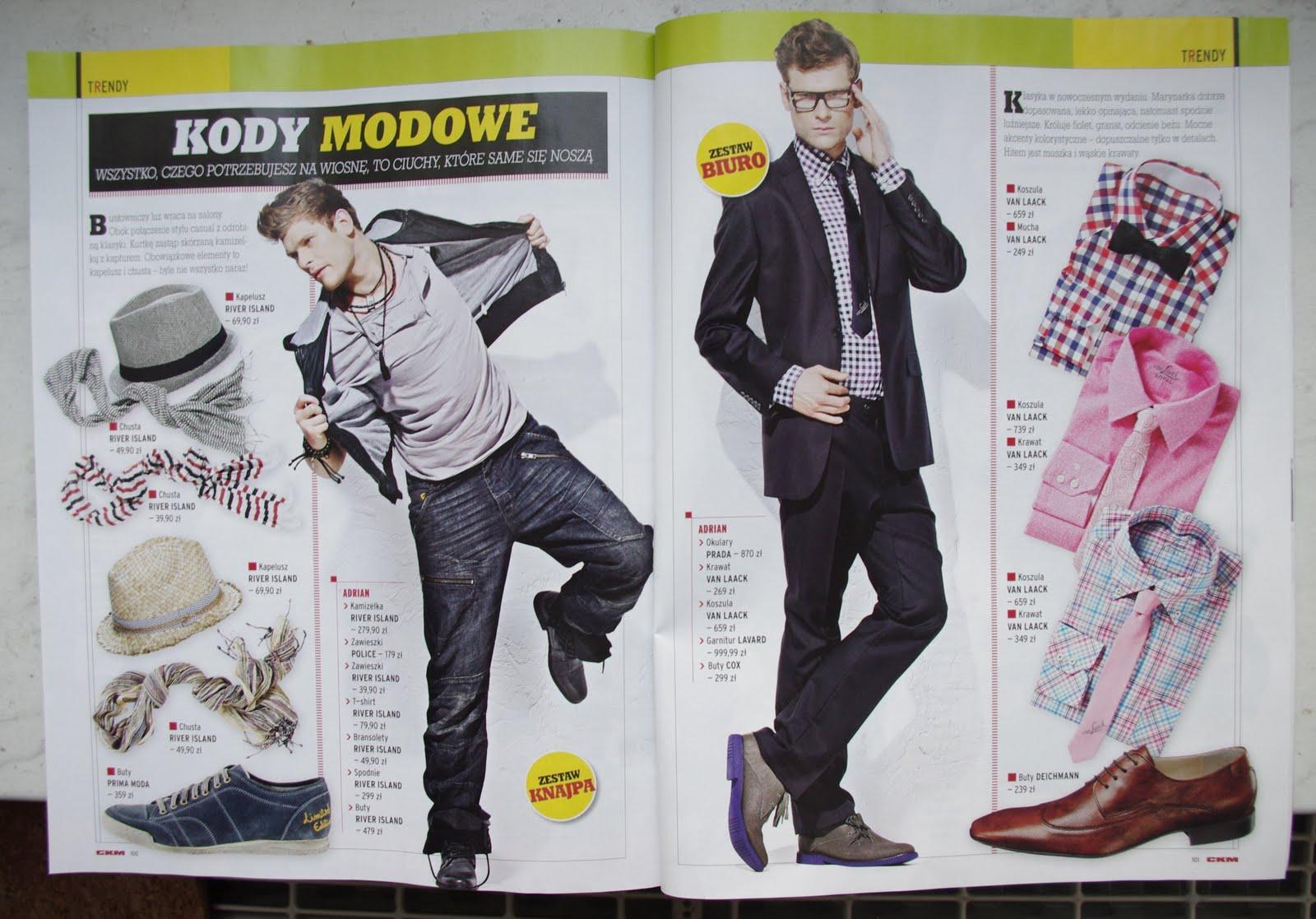 Polnische Mode Business 2011