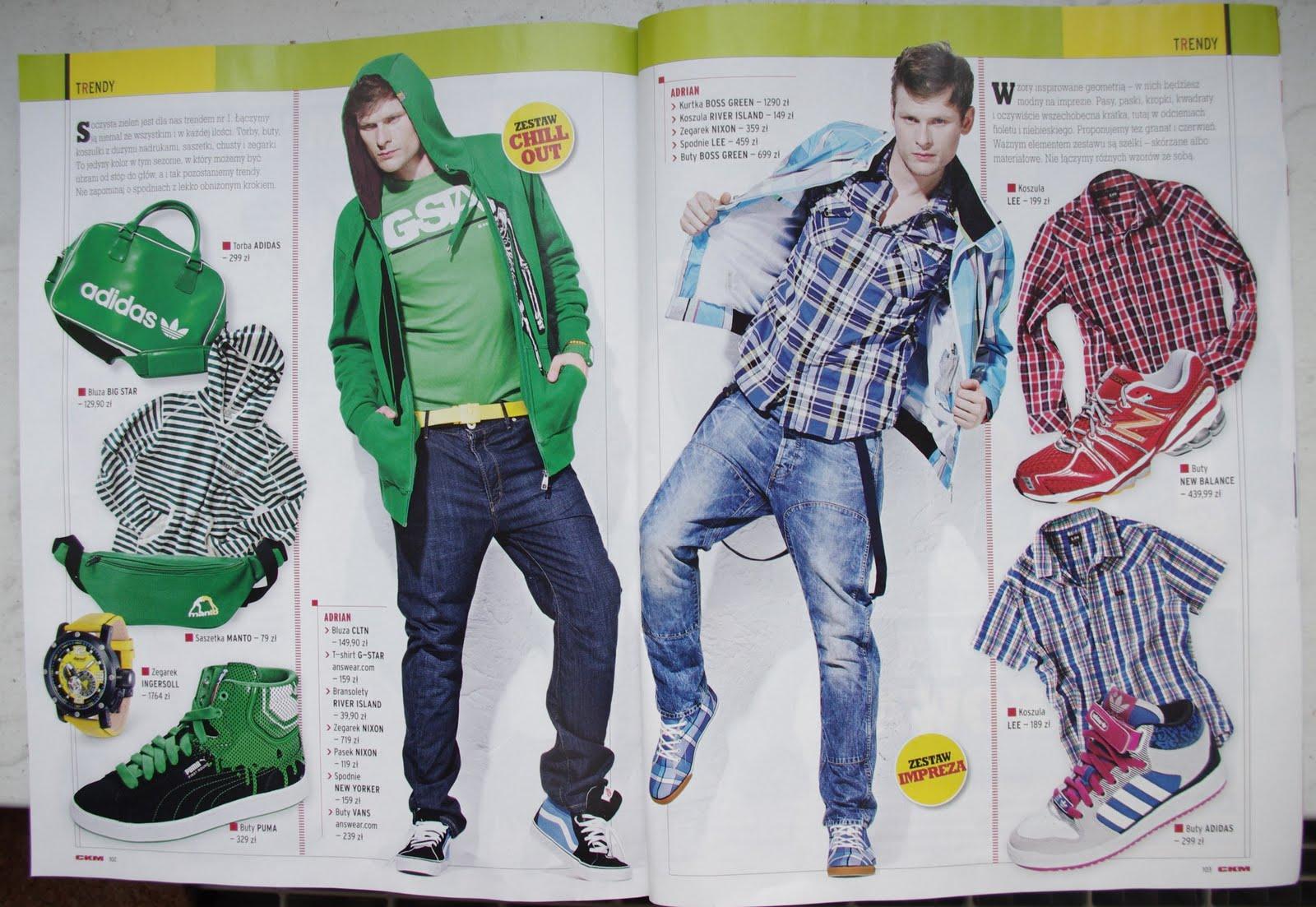 Polnische Mode Casual 2011