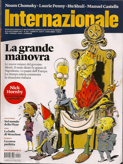 Internazionale Dezember 2011