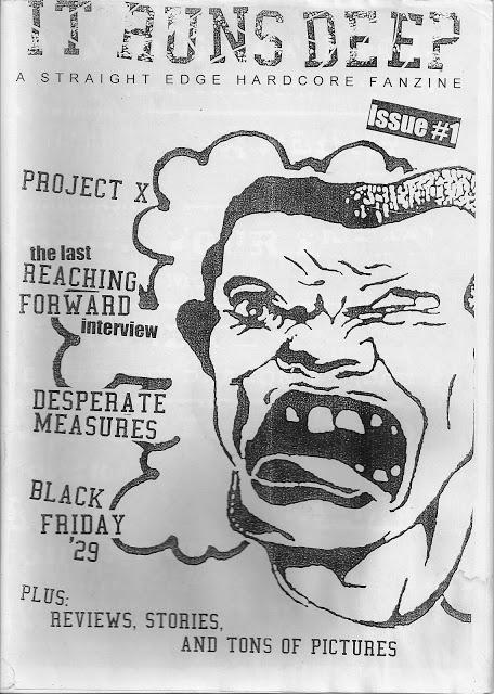 It Runs Deep Fanzine 2003
