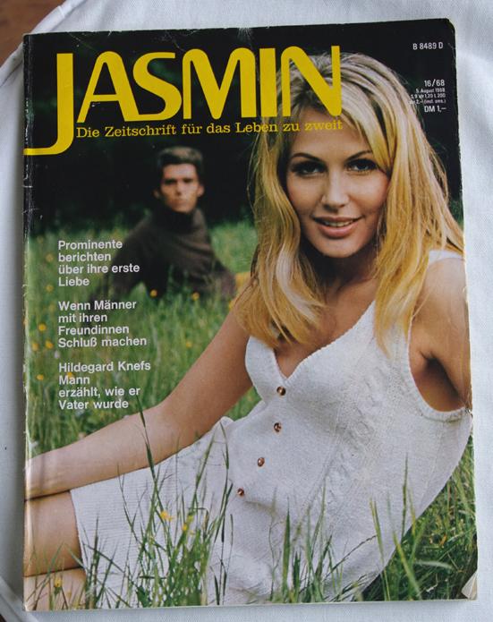 Jamsin Zeitschrift August 1968