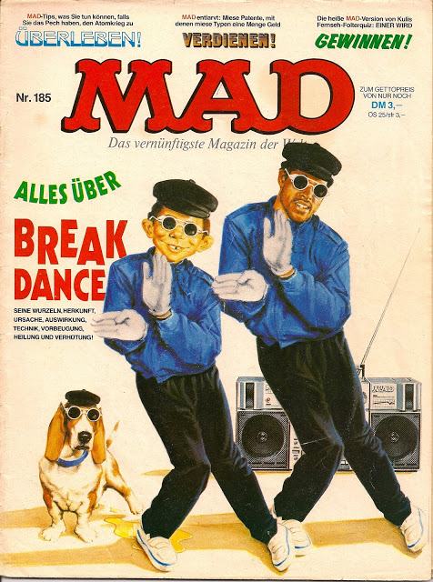 MAD Magazin 1983