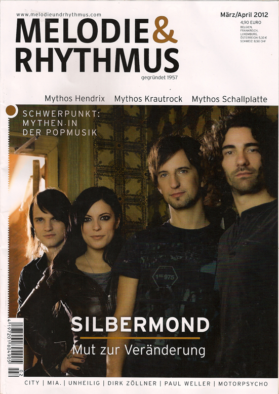 Melodie & Rhythmus März April 2012