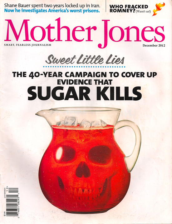 Mother Jones December 2012