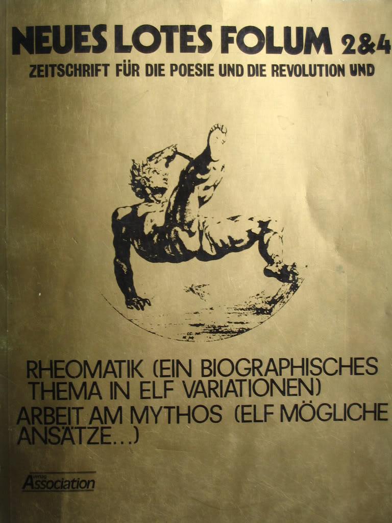 Neues Lotes Folum 2 & 4 von Helmut Höge