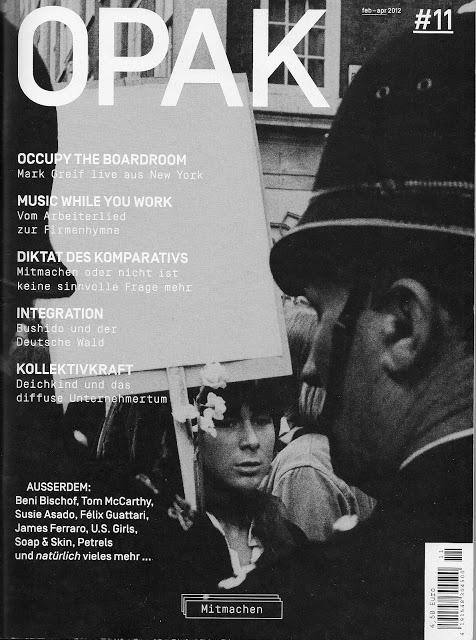 OPAK Magazin # 11 2012
