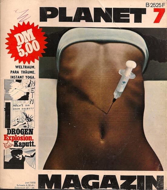 PLANET MAGAZIN 7 1970