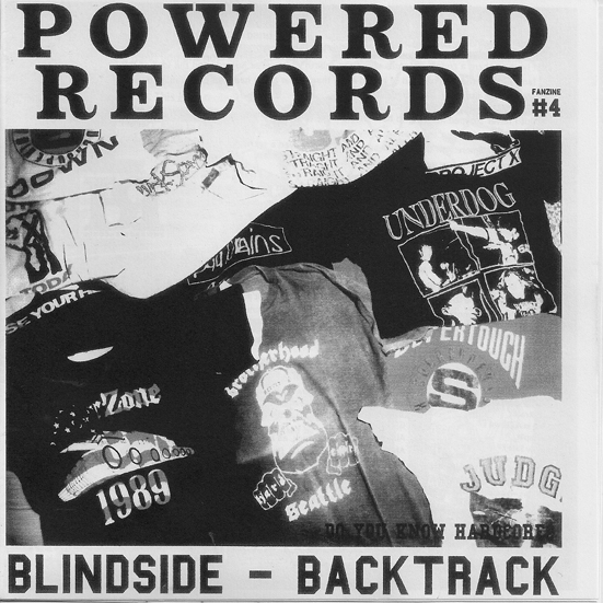 Powered Records Fanzine 4