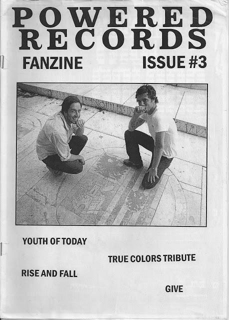 Powered Records Fanzine # 3 2009