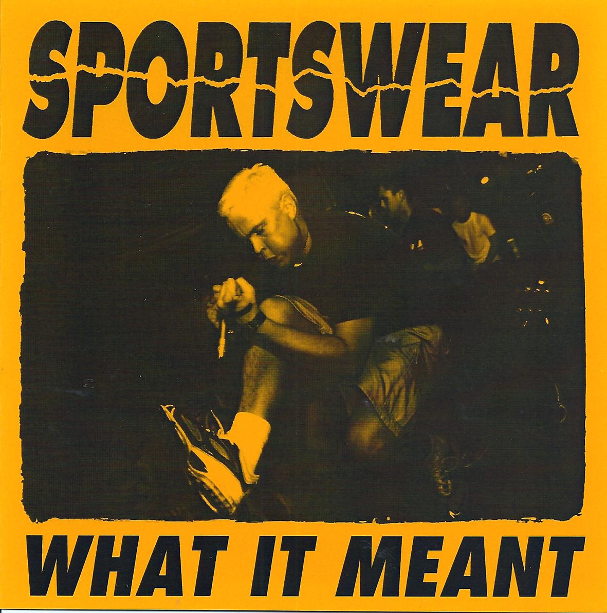 sportswear What It Meant Demo