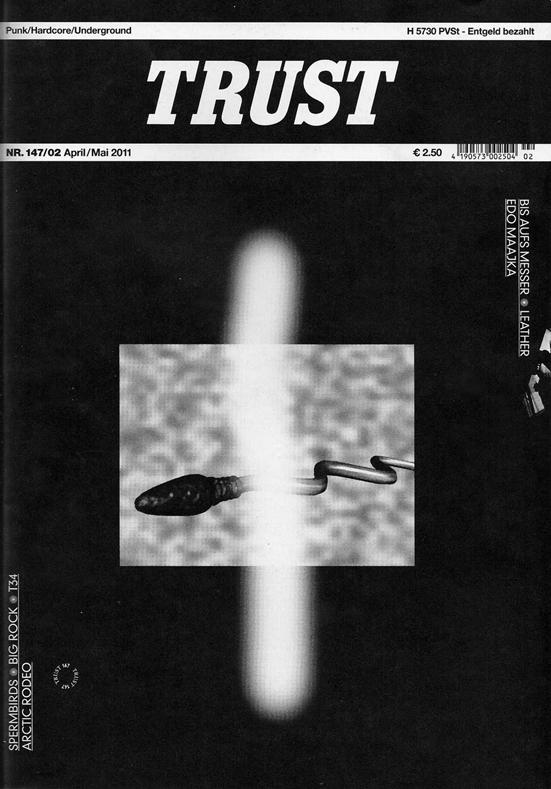 TRUST Fanzine NR. 147 / 02 April / Mai 2011