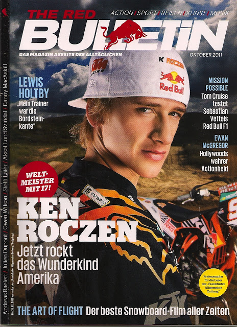 The Red Bulletin Ken Roczen