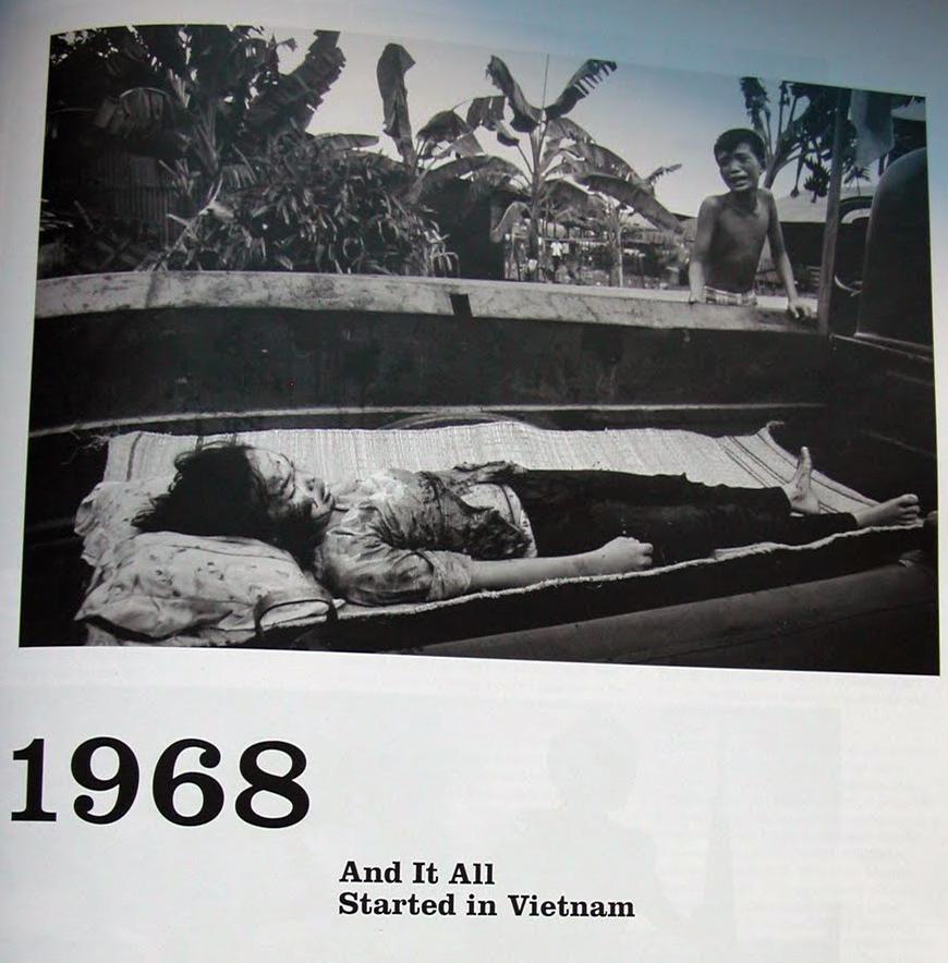 Vertigo film magazine on 1968 in Vietnam