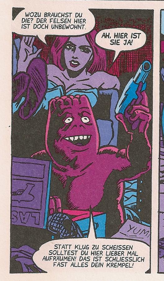 Weissblech Weltbeste Comics 19 Wollüstige Vampire aus dem Weltraum 1