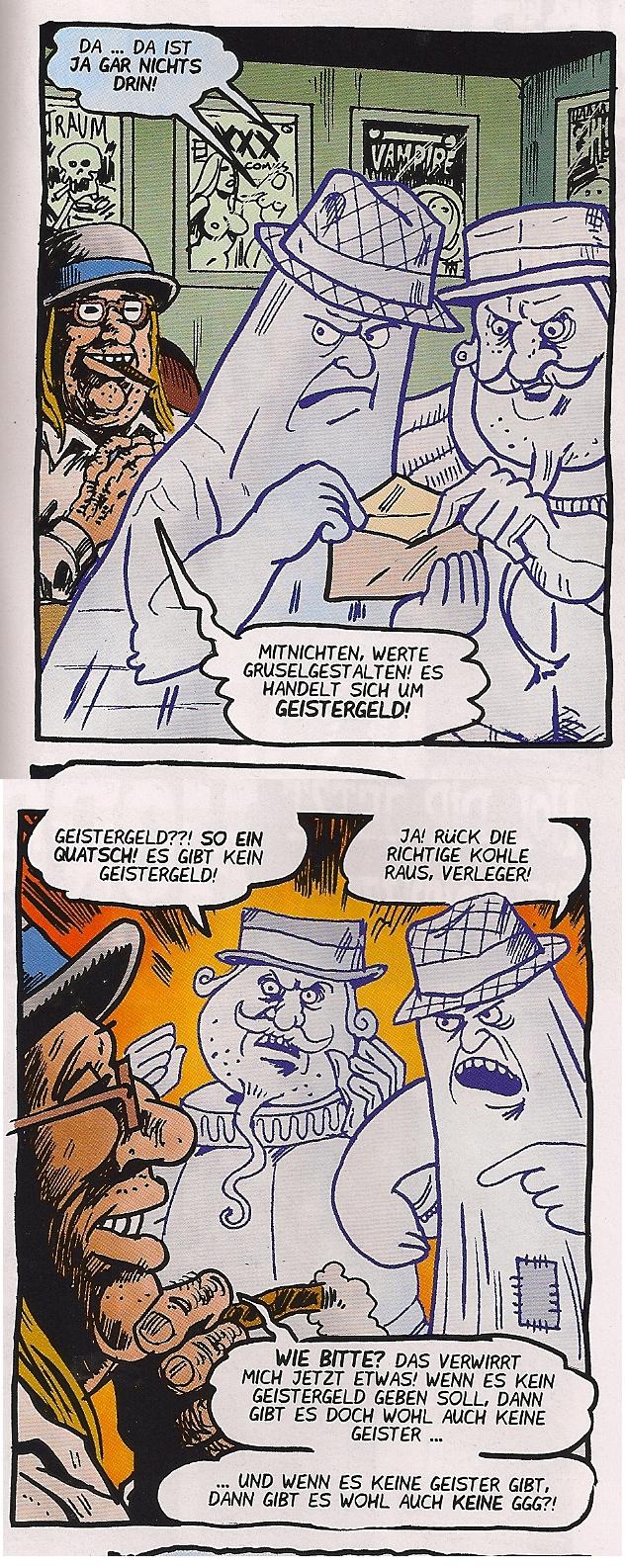 Weissblechs Gratis Grusel 2011