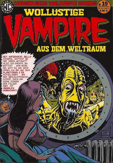 Weissblechs Weltbeste Comics Bella Star