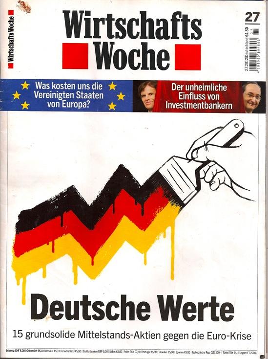 Wirtschaftswoche Deutsche Werte