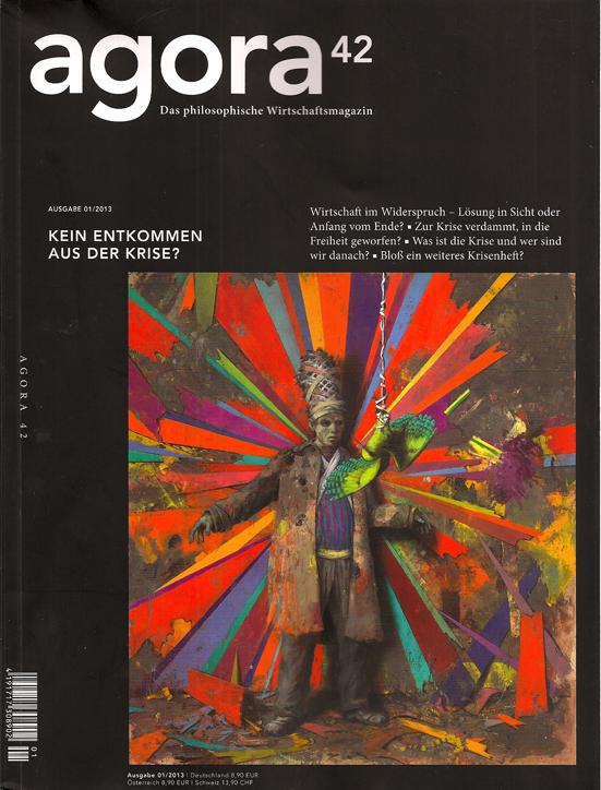 agora42 Ausgabe 1 / 2013
