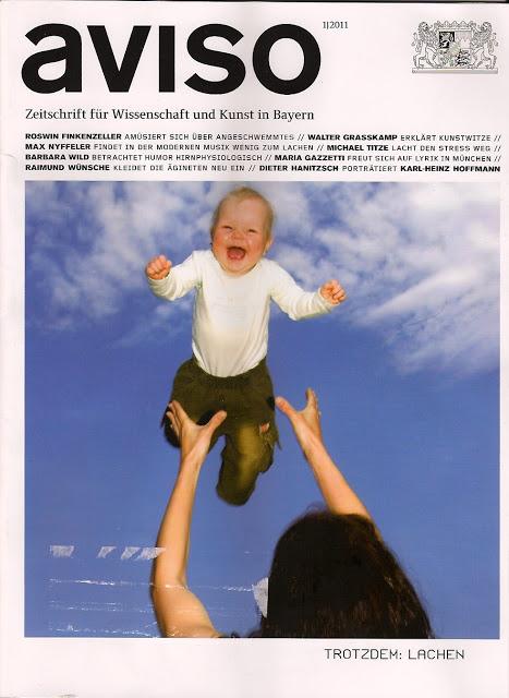 Titel aviso Zeitschrift für Kunst und Wissenschaft in Bayern 1 2011