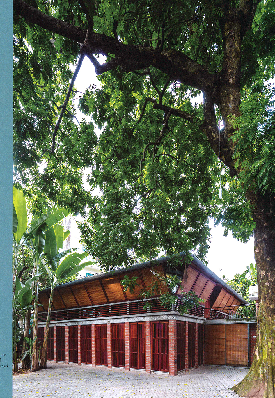 Gentle House V-Architecure Vietnam