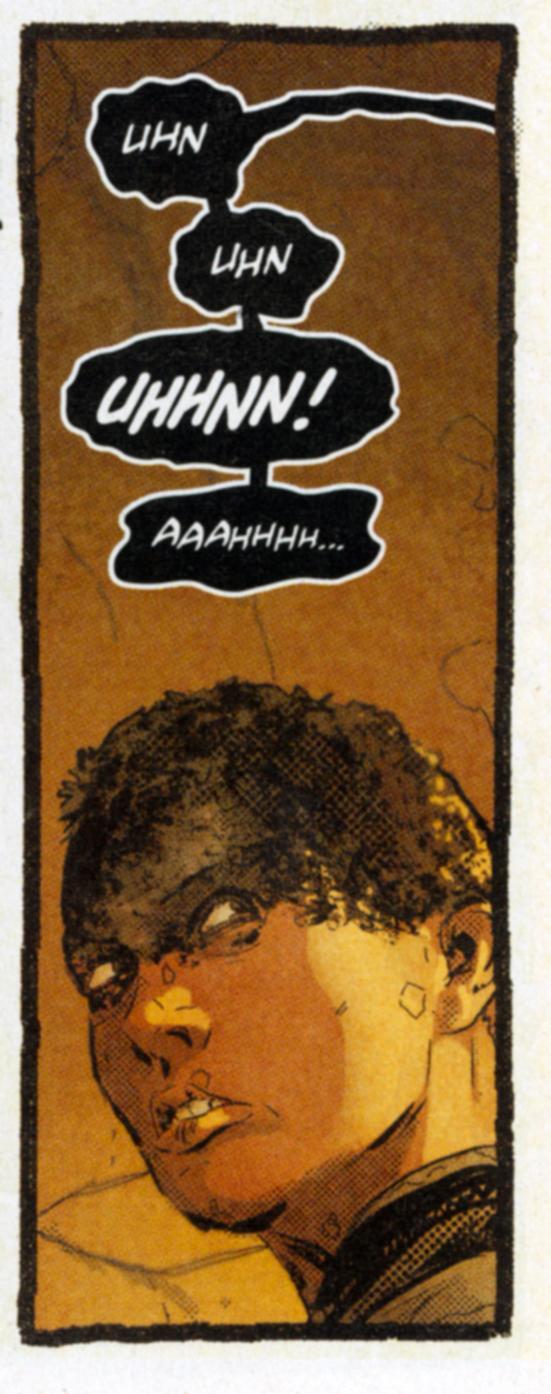Mad Max Fury Road Comic Furiosa