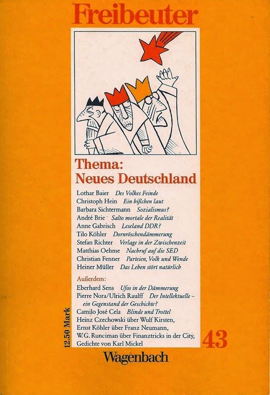 Freibeuter 43 März 1990