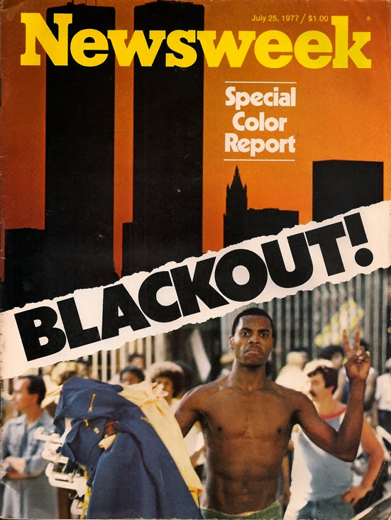 Newsweek Juli 1977 New York Blackout