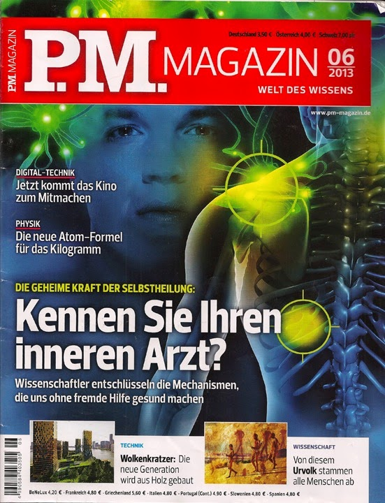 P.M. Magazin 2013