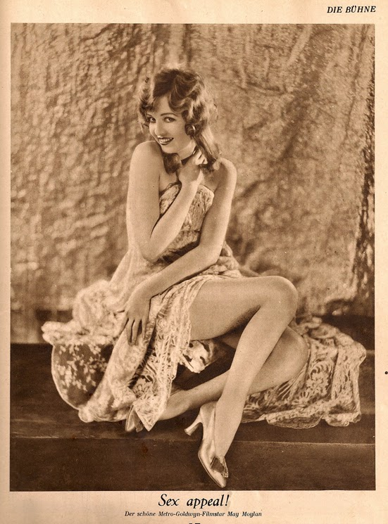 May Moylan 1930 Metro-Goldwyn