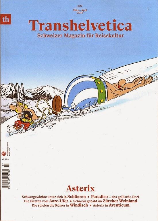 Transhelvetica Magazin Asterix