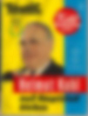 Titanic Juli 1991 Helmut Kohl muss Hauptstadt bleiben
