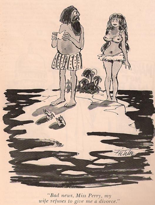 Playboy Cartoon 1969