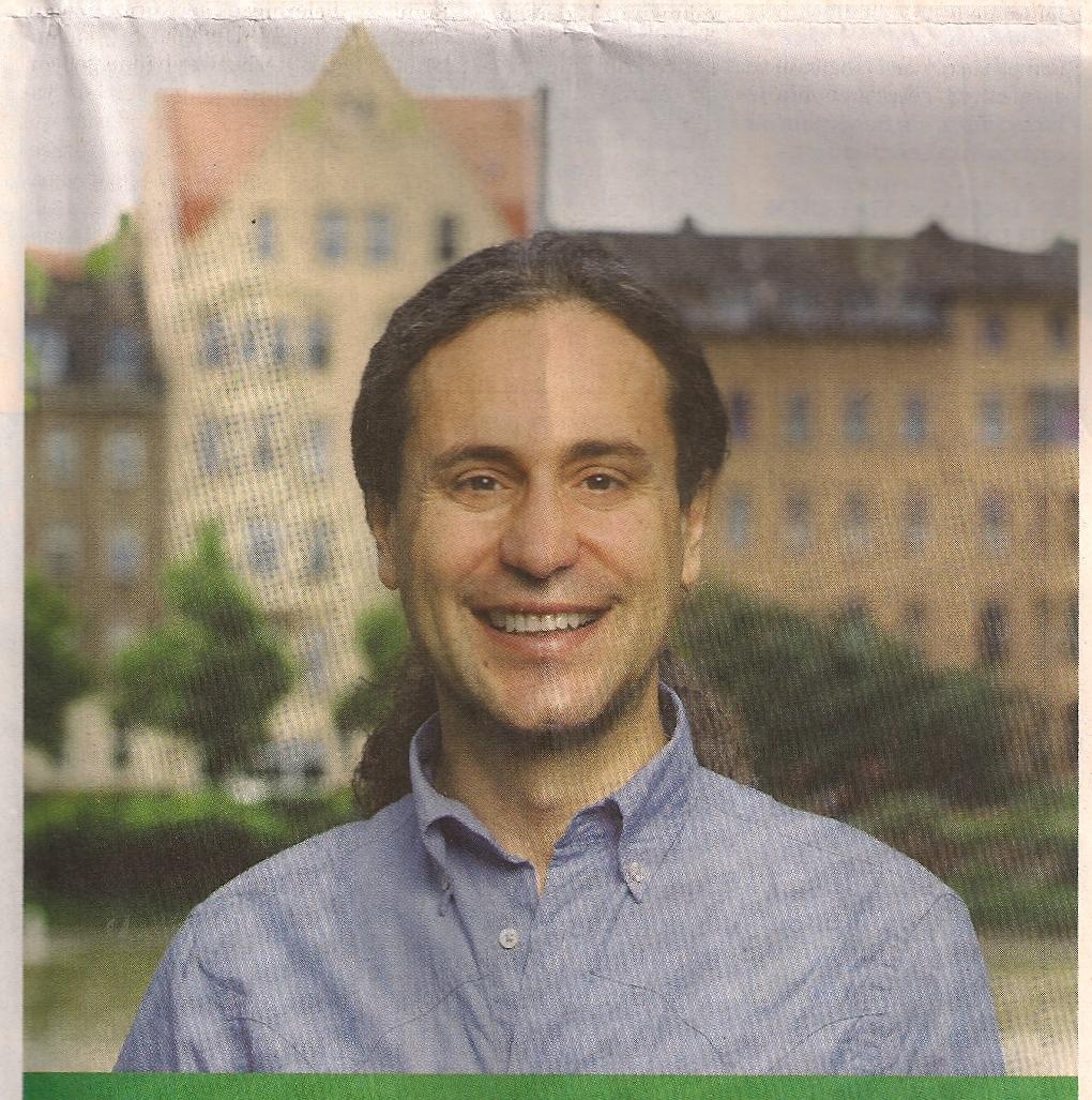 Turgut Altug Wahl Abgeordnetenhaus 2011 Wahlwerbung Grüne