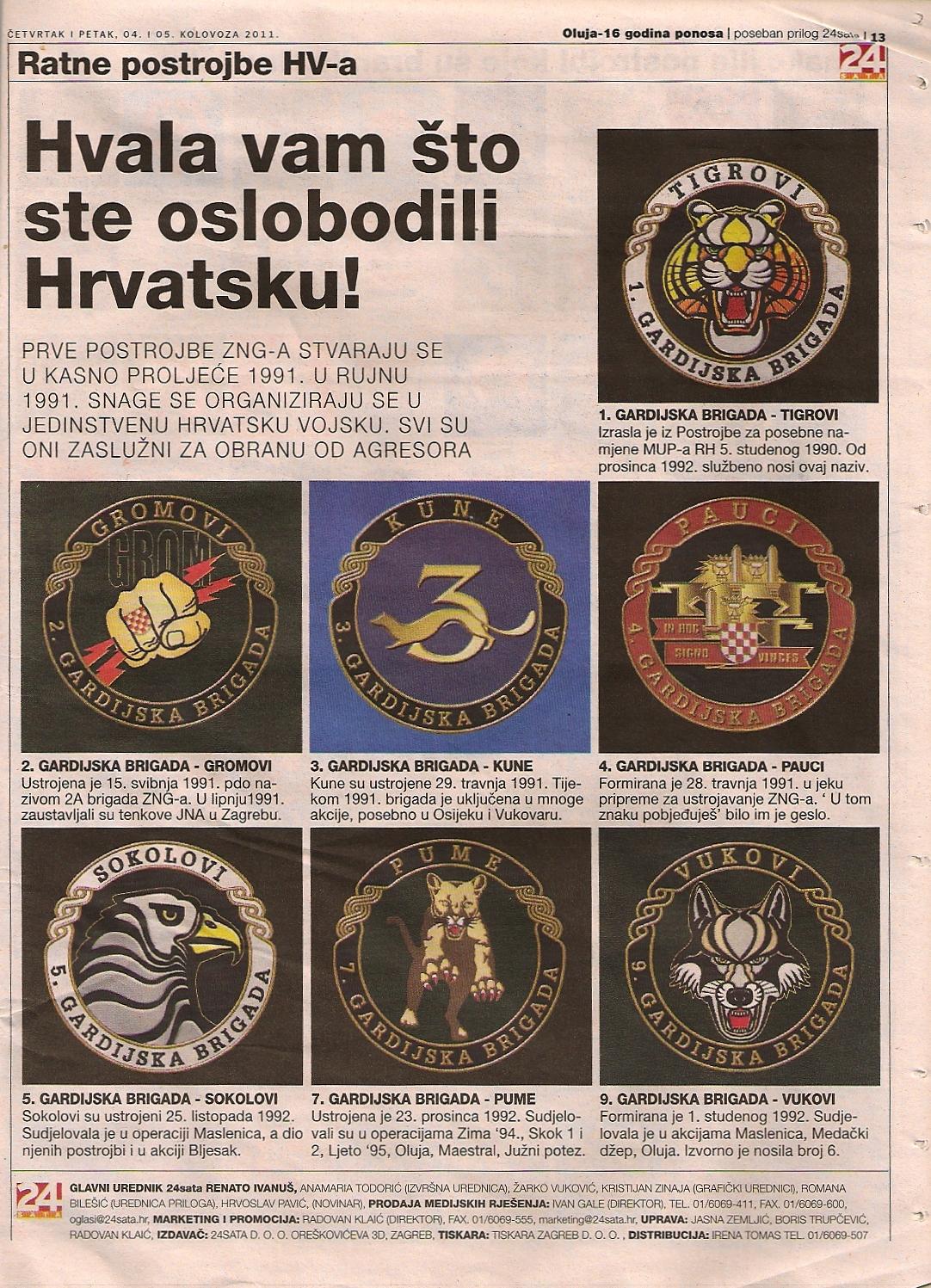 Abzeichen Wappen Armee Kroatien im Jugoslawienkrieg 1