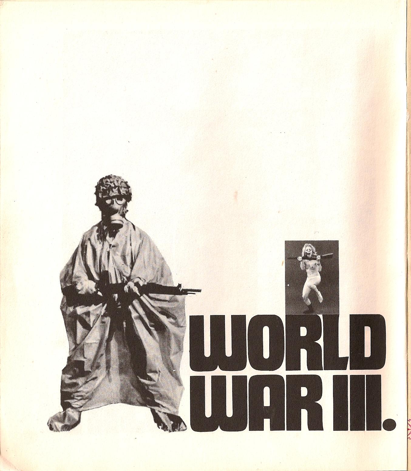 Ica Vilander in Planet Magazin 1970