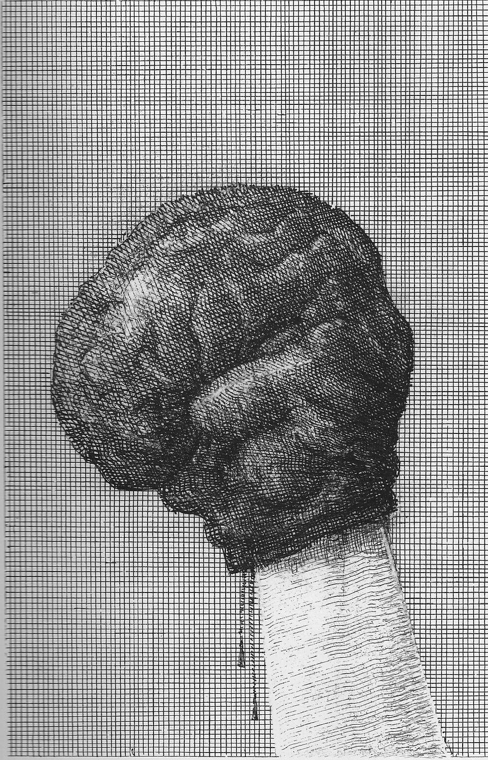 Luis Murschetz für die Vontobel-Schriftenreihe 1760 Hans Magnus Enzensberger Im Irrgarten der Intelligenz