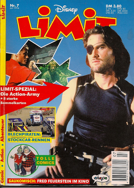Limit 1994 Kurt Russell