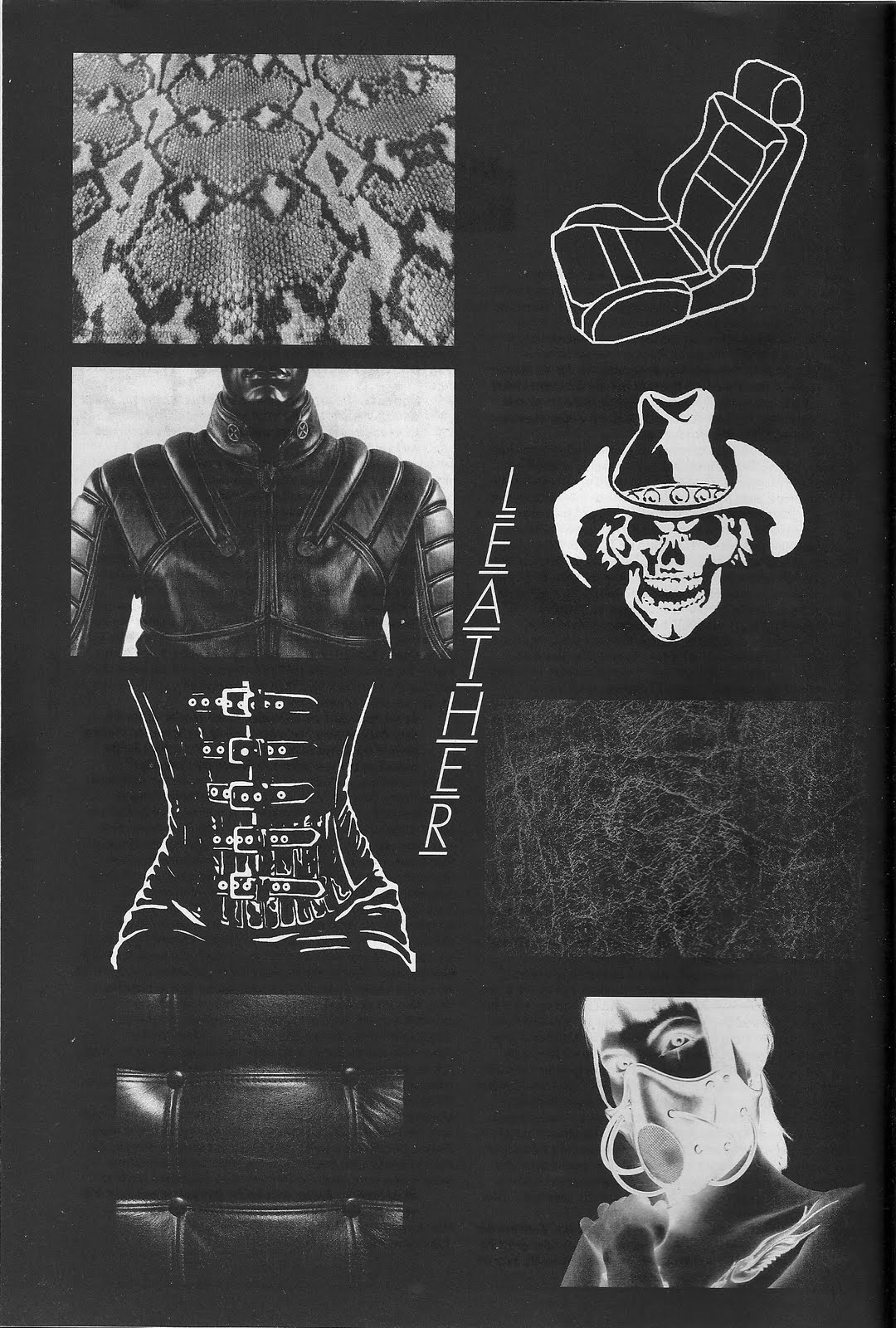 Leather Interview in Trust Fanzine 2011