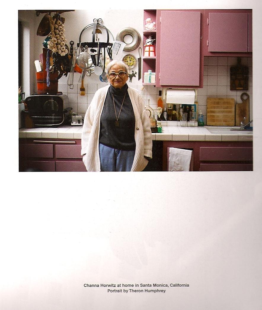 Chana Horwitz COS Magazine autumn winter 2011