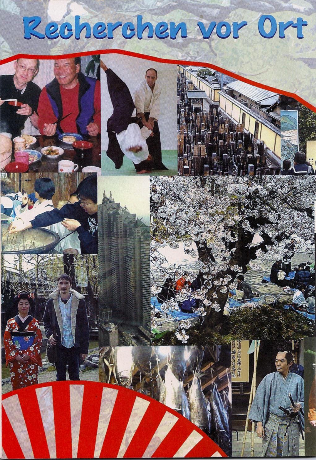 mosaik Redaktion in Japan