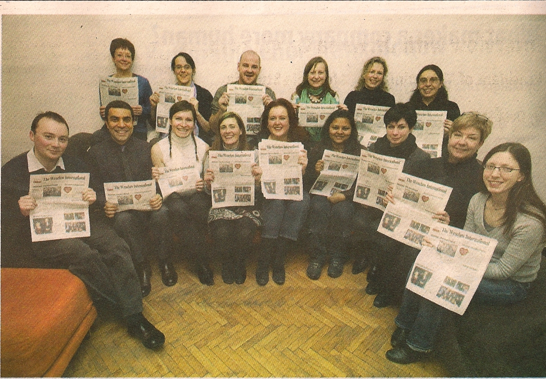 Editorial Team The Wroclaw International 2011