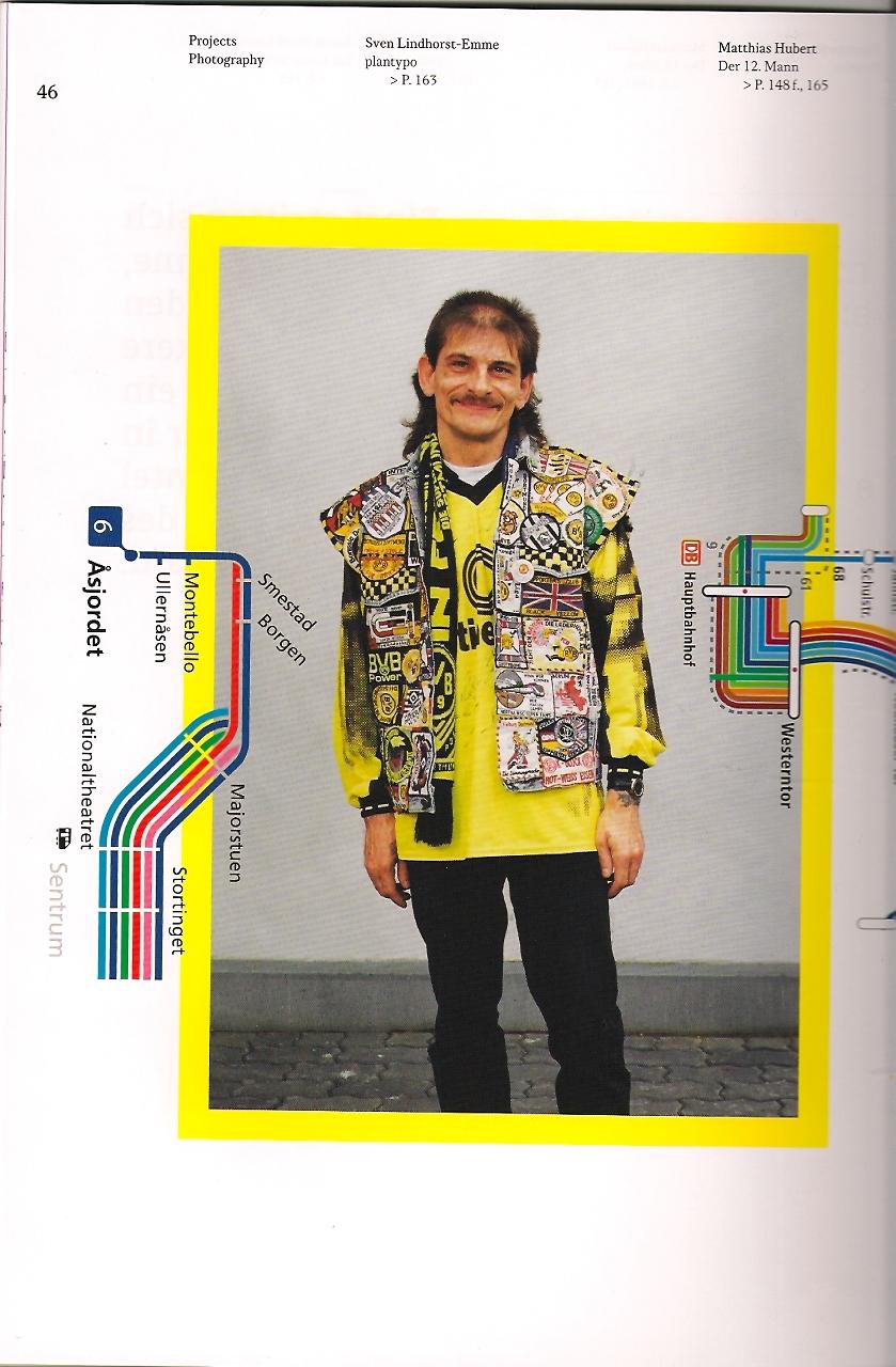 BVB Borussia Dortmund Fan slanted magazin 2011
