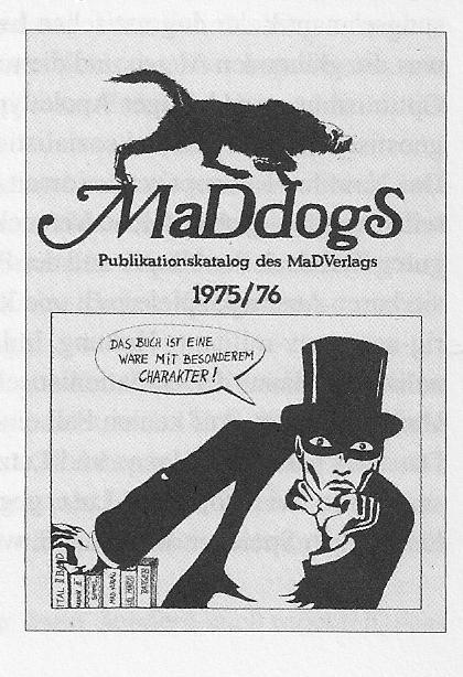 MaDogs 1975 Edition Nautilus